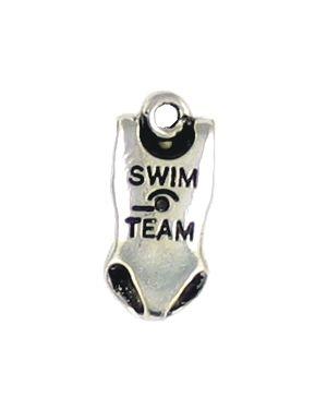Wholesale Swimsuit Swim Team Charms.