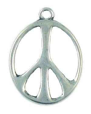 Peace Sign (±2x27x20mm; -2mm-;3D)