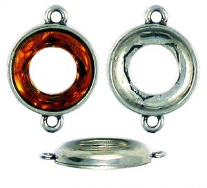14mm Cosmic Ring - 2 Loops (±23x16x4mm; -1mm-;3D)