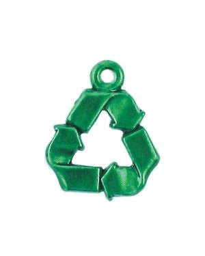 Green Recycle Symbol (±18x14.5x2mm; -2mm-;1D)