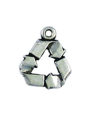 Recycle Symbol (±18x14.5x2mm; -2mm-;1D)