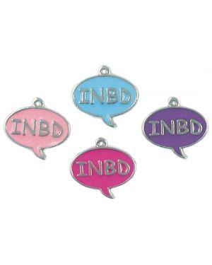 INBD Assorted Colors (±14.5x14x2mm; -1.5mm-;1D)