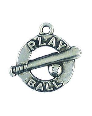 Wholesale Play Ball Charm