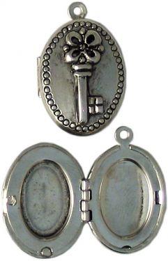 Key Locket (Min. 5) (±8x26x17mm; -1.5mm-;3D)