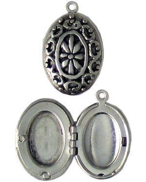 Locket (Min. 5) (±8x26x17mm; -1.5mm-;3D)