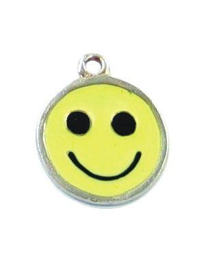 Happy Face Epoxy (±18x21x2mm; -2mm-;1D)