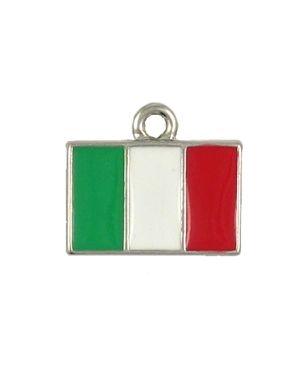 Wholesale Italian Flag Charms