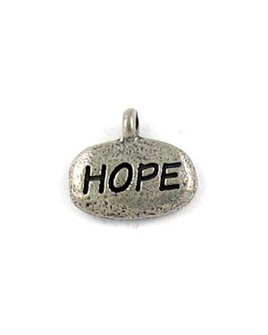 Hope Charm (±12x11x3mm; -2mm-;1D)