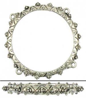 Decorative Ring ( 45x45x3mm; 3D)