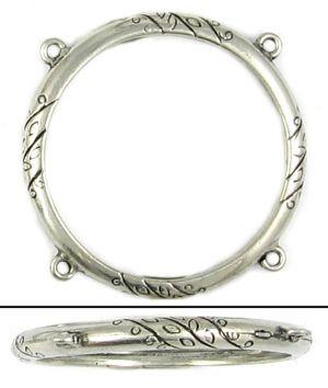Vine Ring (±48x48x4mm; -2mm-;2D)