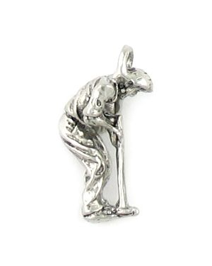 Wholesale Golfer Charms