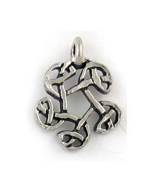 Celtic Pendant (±14x19x5mm; -2mm-;2D)