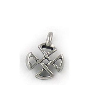 Celtic Charm (±11x14x5mm; -2mm-;2D)