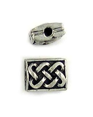Celtic Bead (±11x9x5mm; -2.5mm-;2D)