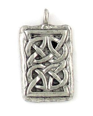 Celtic Pendant (±14x24x5mm; -2mm-;1D)