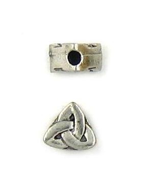 Celtic Bead (±8x8x4mm; -2mm-;2D)
