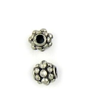 Wholesale Beaded Design Spacer Beads