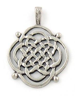 Celtic - Spiritual Strength (±29x39x4mm; -2mm-;1D)