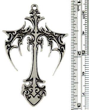 Wholesale Gothic Style Cross Pendants.