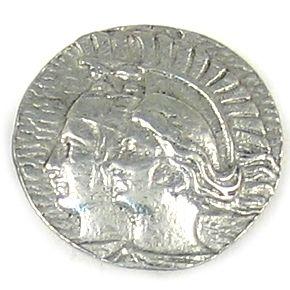 Wholesale Old Roman Coin Button