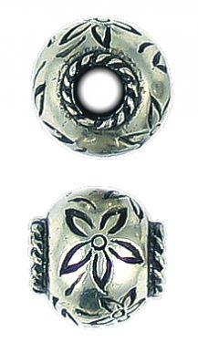 Flower Bead Big Hole (±12x13x13mm; -4.8mm-;3D)