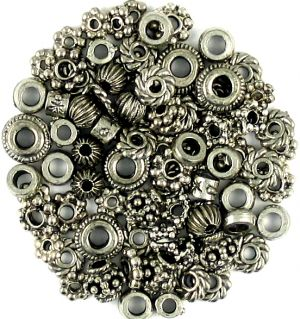 1  Pound Assorted Spacer Beads
