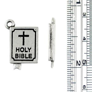 Holy Bible Charm