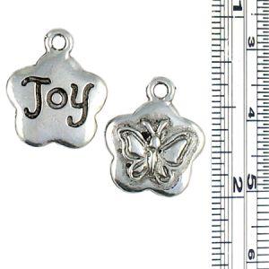Joy Butterfly Charm