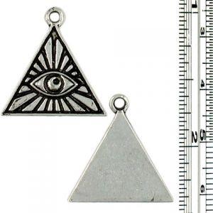Wholesale Seeing Eye of Providence Pendants
