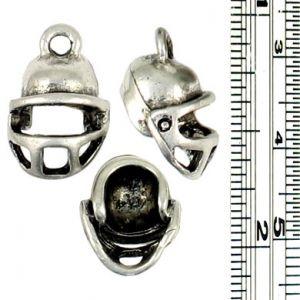 Wholesale Football Helmet Charms